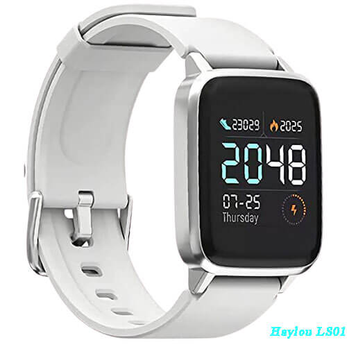 عکس ساعت هوشمند هایلو مدل LS01 Haylou LS01 smart whath ساعت-هوشمند-هایلو-مدل-ls01
