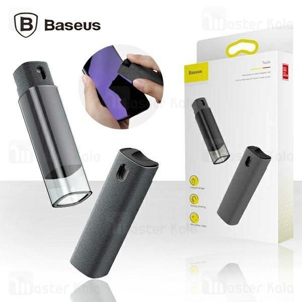 اسپری تمیز کننده و دستمال بیسوس Baseus One-piece Screen Cleaner Set ACCLEA-TZ01
