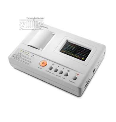 عکس دستگاه نوار قلب تک کانال زون کر ZQ-1201G Zoncare ZQ-1201G Electrocardiograph دستگاه-نوار-قلب-تک-کانال-زون-کر-zq-1201g