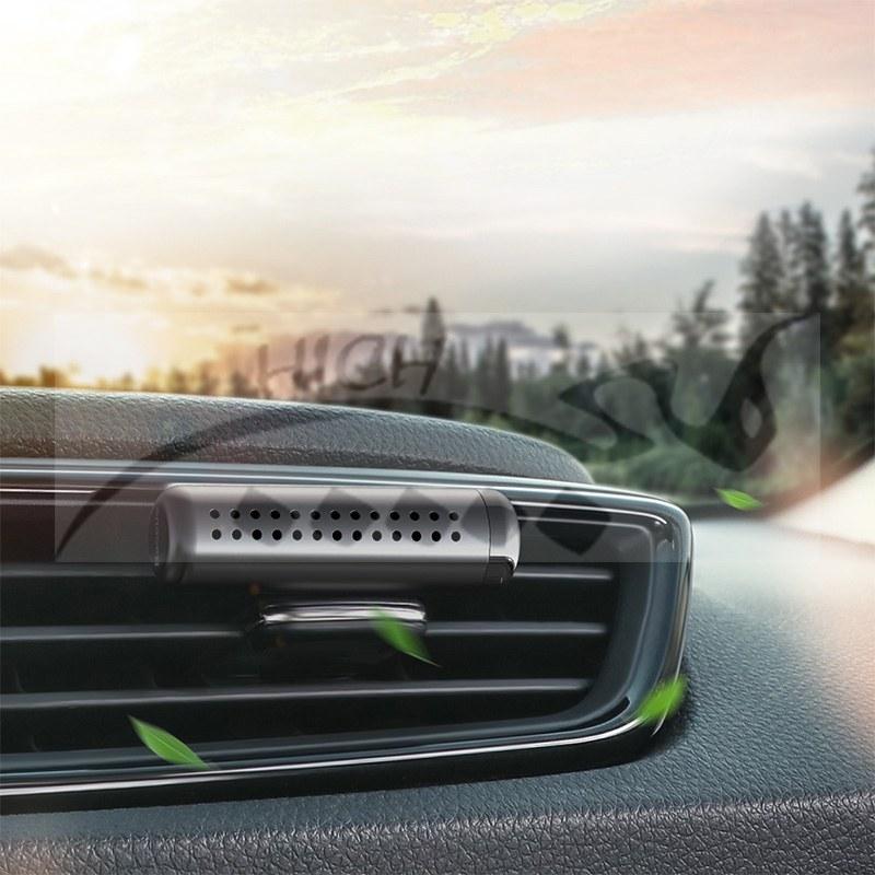 تصویر خوشبوکننده هوای خودرو بیسوس Baseus Horizontal Chubby Car Air Freshener
