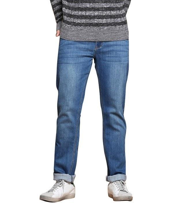 شلوار جین زمستانی مردانه جین وست