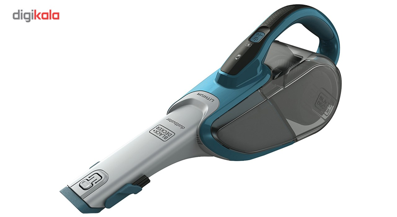 img جارو شارژی بلک اند دکر مدل DVJ320J Black And Decker DVJ320J Chargeable Vacuum Cleaner