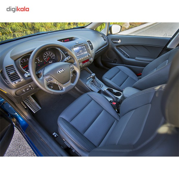 img خودرو کیا Cerato سدان اتوماتیک سال 2016 Kia Cerato Sedan 2016 AT