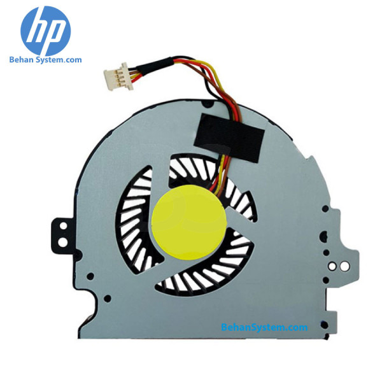 تصویر فن پردازنده لپ تاپ HP مدل ENVY M6 M6-1000 چهار سیم / DC05V