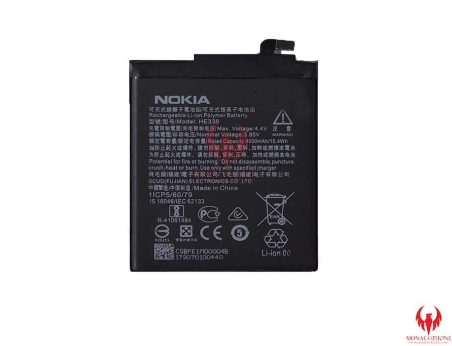تصویر باتری گوشی نوکیا2 مدل  HE338 Battery HE338 For Nokia2