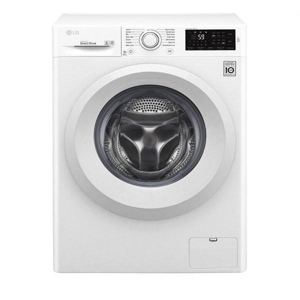 تصویر ماشین لباسشویی ال جی مدل WM-721N LG WM-721N Washing Machine 7 kg