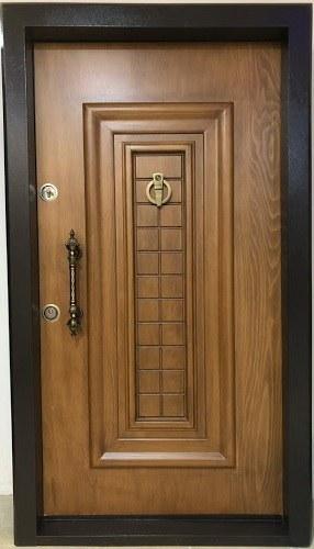 تصویر درب ضد سرقت G 130 - 110*210 / چپ بازشو