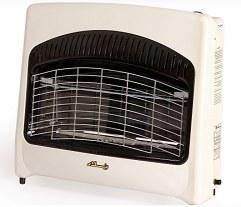 تصویر بخاری گازی بدون دودکش پلار Polar Gas Heater KN-30
