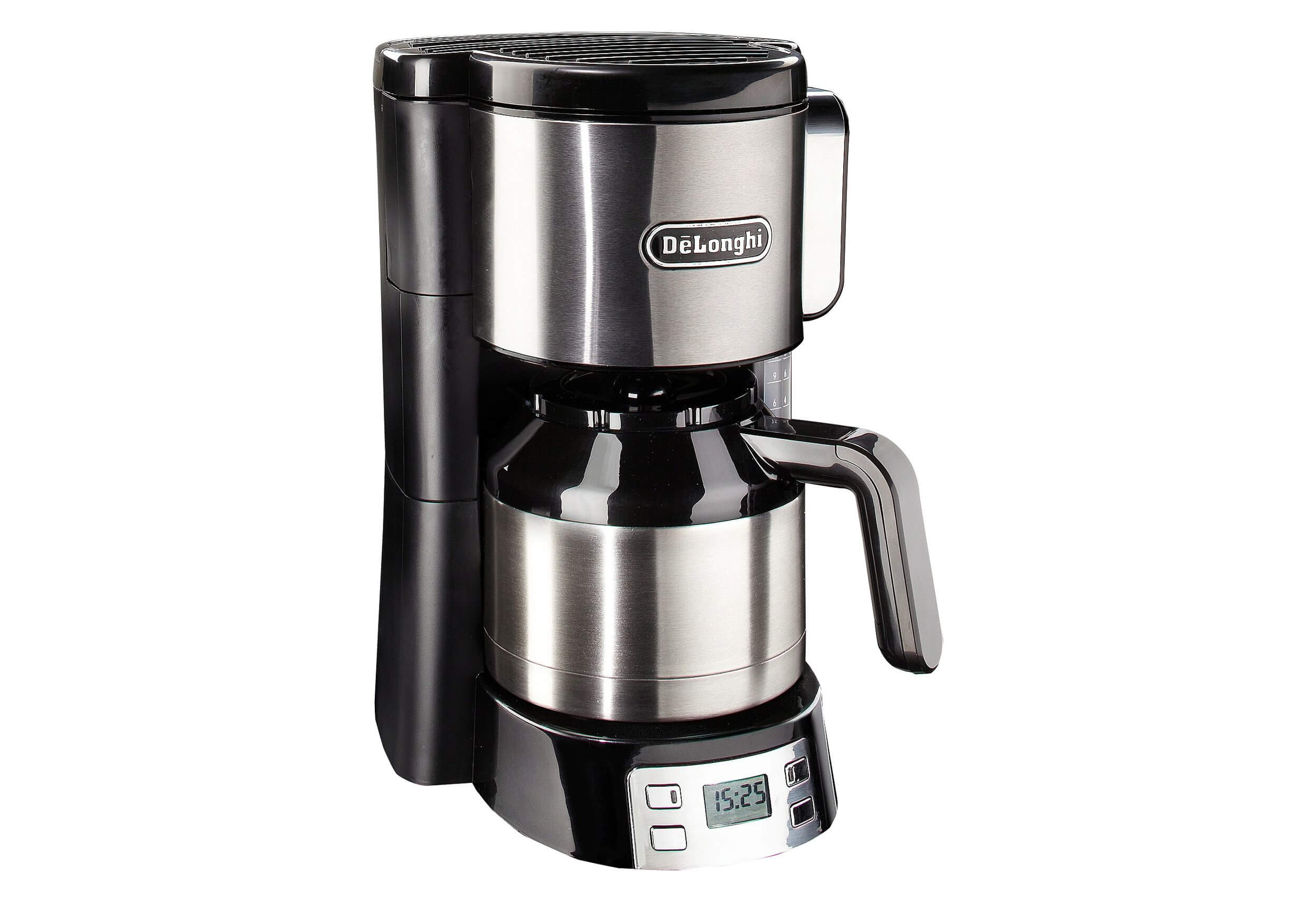 main images قهوه ساز دلونگی ایتالیا De'Longhi Filterkaffeemaschine ICM15750
