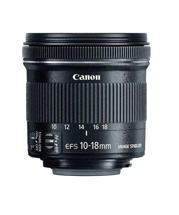 عکس لنز کانن EF-S 10-18mm F4.5-5.6 IS STM Canon EF-S 10-18mm F4.5-5.6 IS STM لنز-کانن-ef-s-10-18mm-f45-56-is-stm