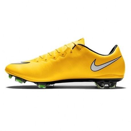 کفش فوتبال نایک مرکوریال ویپور Nike Mercurial Vapor X FG 648553-800