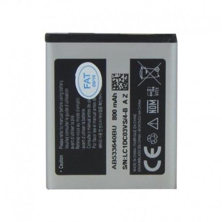 باتری سامسونگ S8300 مدل AB533640BU