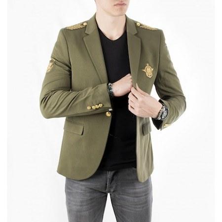 خرید تک کت مردانه شیک برند deepsea از ترکیه