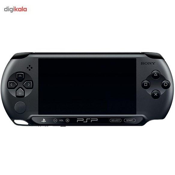 تصویر سونی پلی استیشن پورتابل (پی اس پی) - استریت ای 1008 Sony PlayStation Portable (PSP) - Street E1008