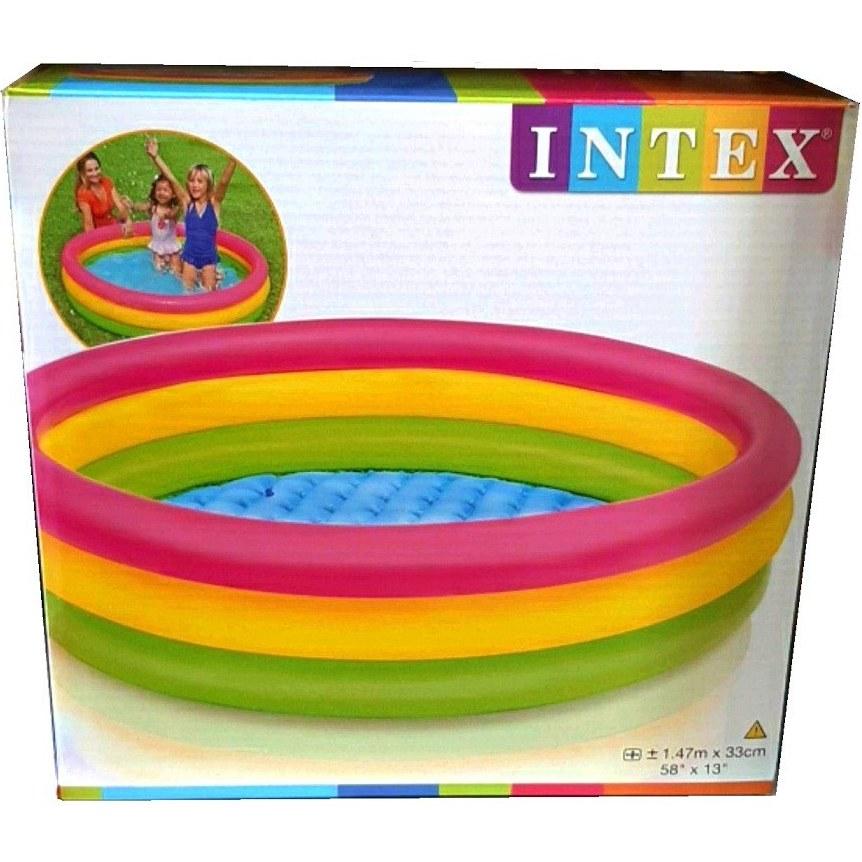 تصویر استخر بادی کودک اینتکس INTEX بزرگ