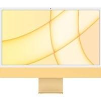 تصویر کامپیوتر همه کاره 24 اینچی اپل مدل iMac-B 2021 با صفحه نمایش رتینا 4.5K ظرفیت 256 گیگابایت