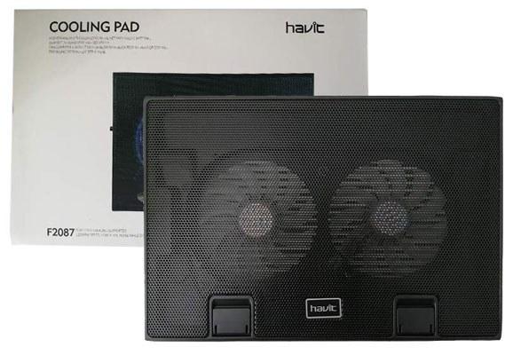 تصویر پایه خنک کننده هویت مدل F2087 Havit F2087 Cooling Pad