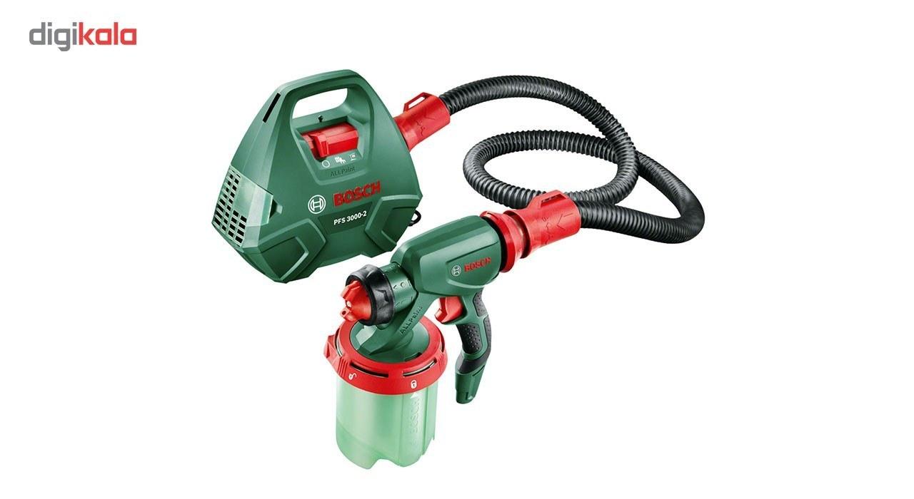 img پیستوله برقی بوش مدل PFS 3000-2 Bosch PFS 3000-2 Electrical Spray Gun