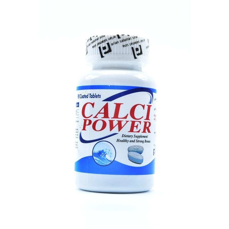 تصویر قرص کلسی پاور Calci Power Tabs