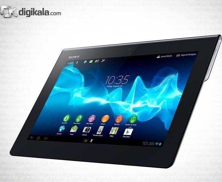 تصویر تبلت سوني اکسپريا تبلت اس 3جي - 64 گيگابايت Sony Xperia Tablet S 3G - 64GB