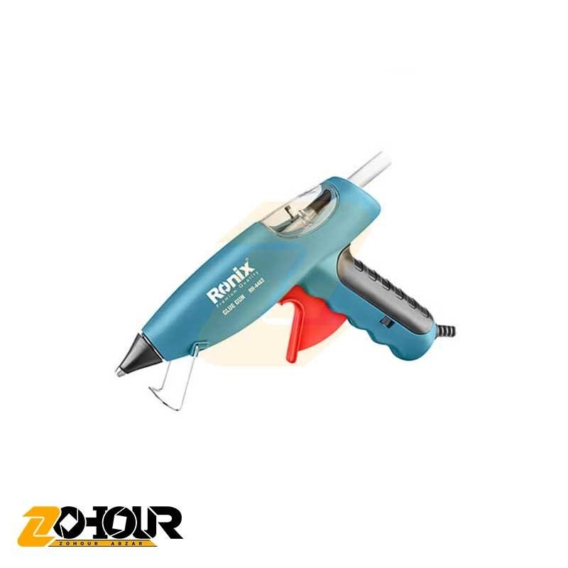 تفنگ چسب حرارتی 80 وات رونیکس مدل Ronix RH-4462