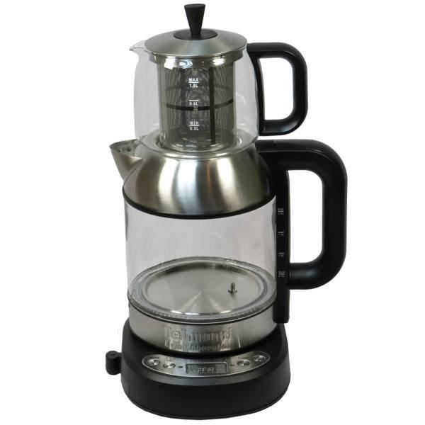 چای ساز پیرکس دلمونتی ایتالیا DL440