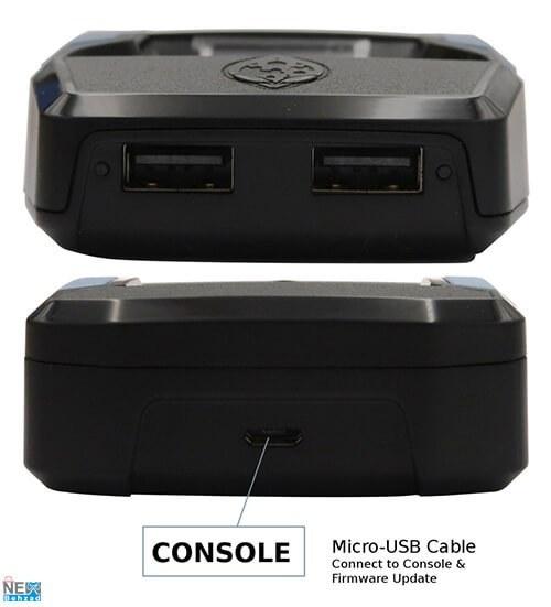 تصویر آداپتور مبدل دسته بازی کرونوس ZEN Cronus ZEN Controller Mode