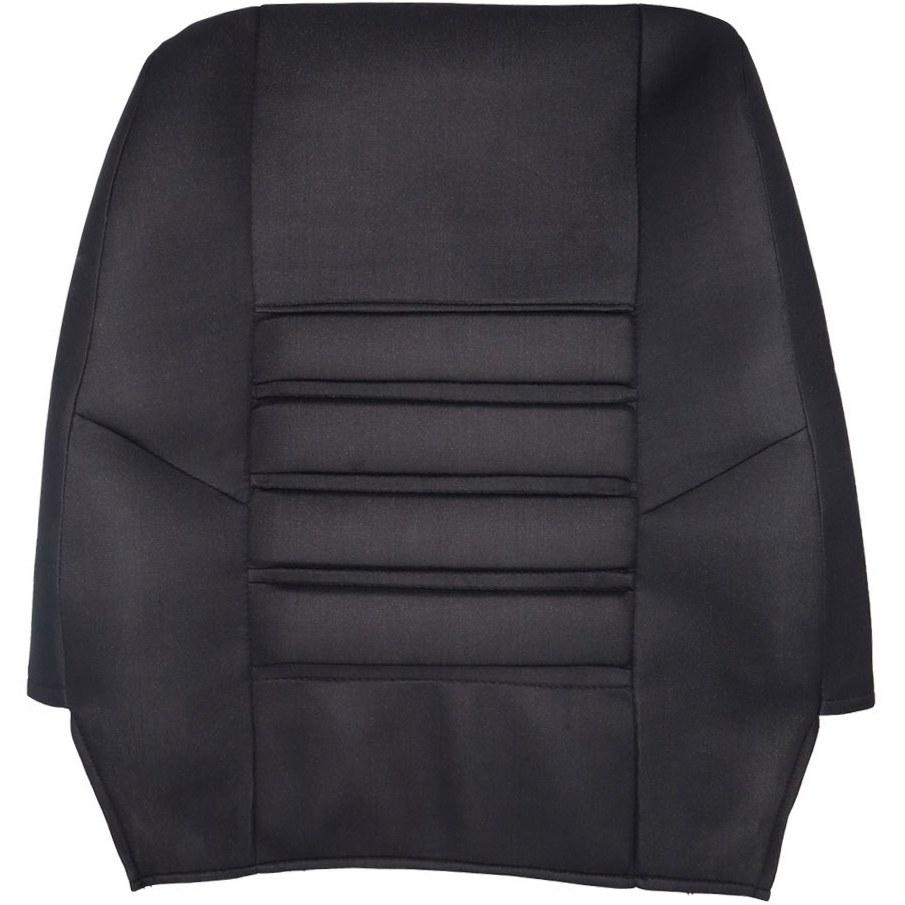 تصویر روکش صندلی ارزان پژو و پیکان | طرح فراری | کد R16 Peugeot And Paykan Seat Cover | Ferrari Plan | Code R16