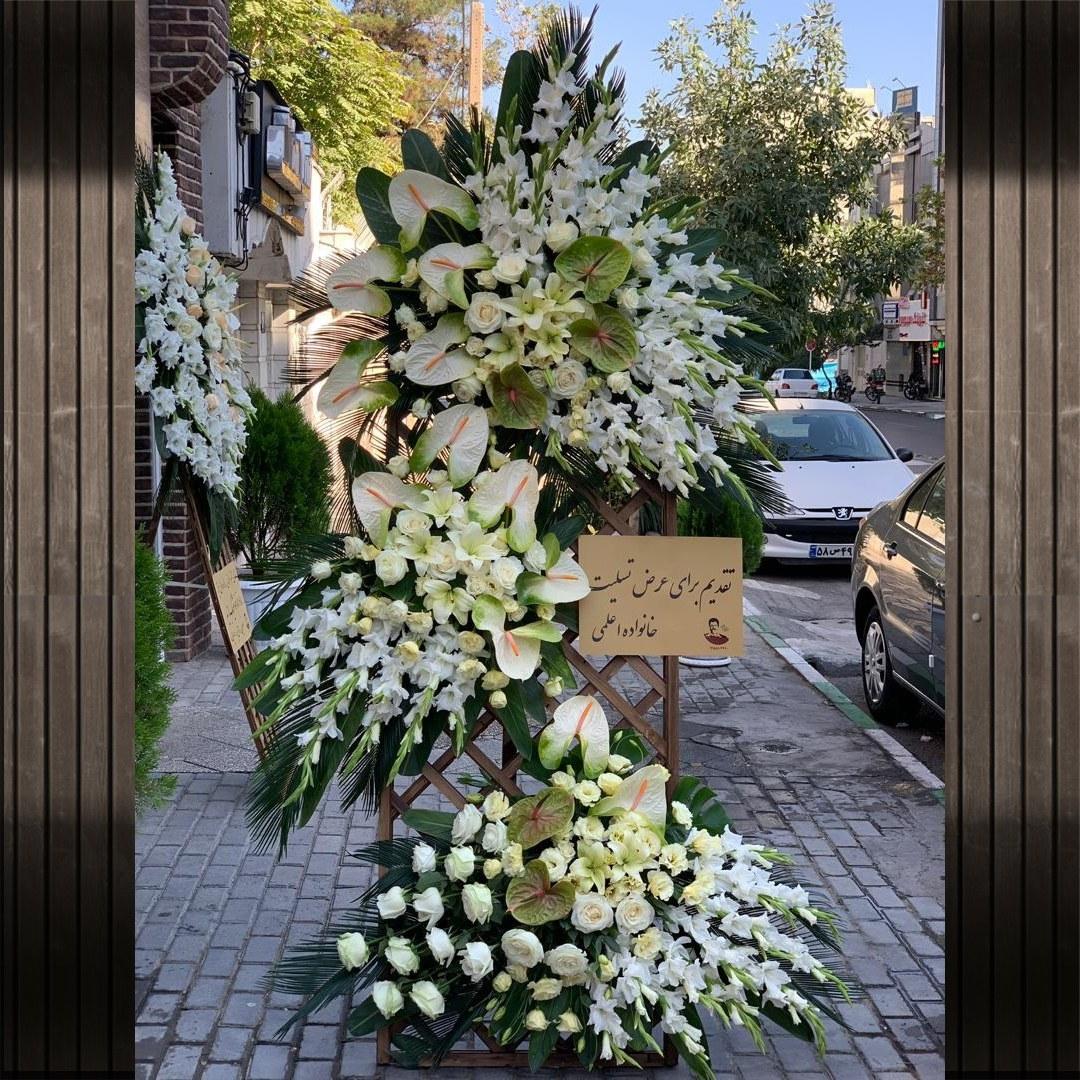 تصویر تاج گل پردیس