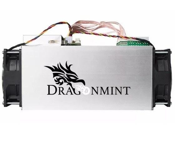 تصویر دستگاه ماینر هالونگ DragonMint T1 دستگاه ماینینگ هالونگ DragonMint T1 32TH/s Miner