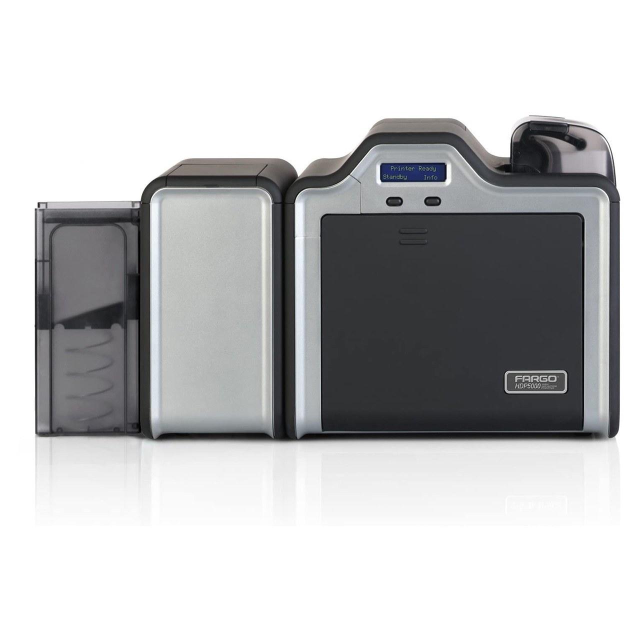 تصویر چاپگر کارت فارگو مدل HDP5000 Fargo HDP5000 Card Printer