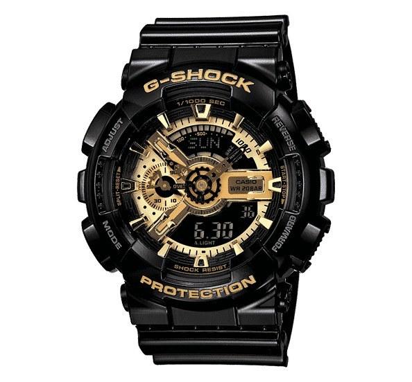 تصویر ساعت مچی جی شاک مدل Casio G-Shock GA-110-GB