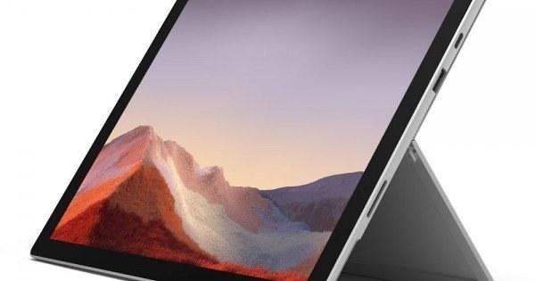 image تبلت مایکروسافت مدل سرفیس پرو 7 (12.3 اینچ) با ظرفیت 256 گیگابایت Microsoft Surface Pro 7  12.3 Inch 256 GB Tablet