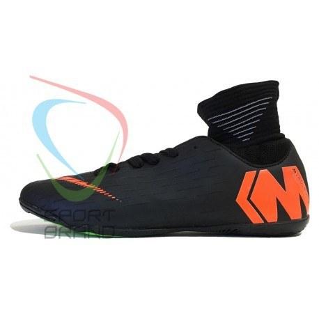 کفش فوتسال ساقدار نایکی مدل Mercurial X