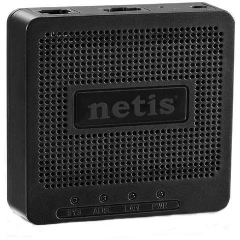 main images مودم روتر نتیس مدل DL۴۲۰۱ netis DL4201 Wired ADSL2 Modem Router