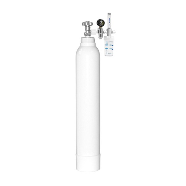 تصویر کپسول اکسیژن ۴۰ لیتری چینی ۲۰۲۱