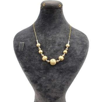 گردنبند طلا 18 عیار زنانه آزوریت کد A113 |