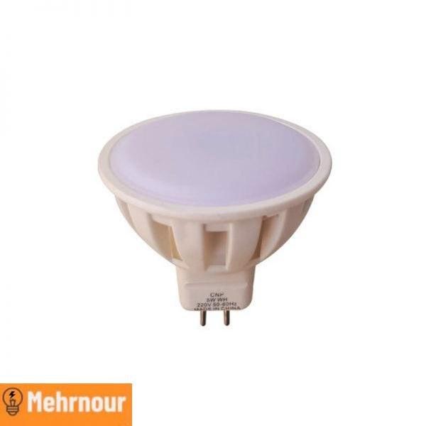 main images لامپ هالوژن ال ای دی ۵ وات