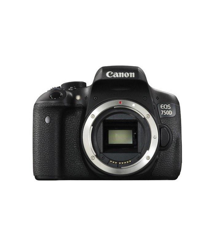 عکس Canon EOS 750D Body Canon EOS 750D Body canon-eos-750d-body
