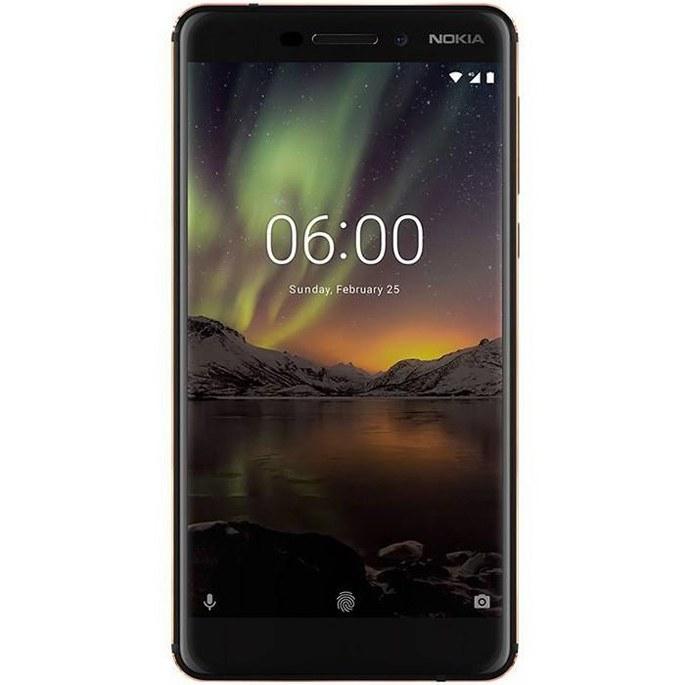 Nokia 6.1 | 64GB | گوشی نوکیا 6.1 | ظرفیت 64 گیگابایت
