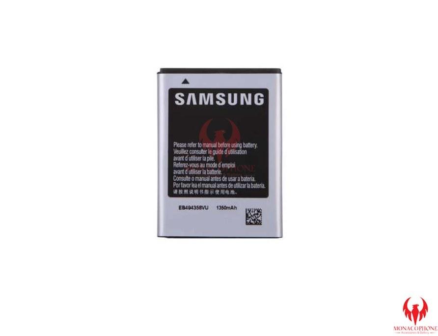 main images باتری اصلی  موبایل سامسونگ GALAXY ACE و مدلهای سازگار با کد (EB494358VU (1350mAh Samsung GALAXY ACE 1350mAh mobile phone Battery