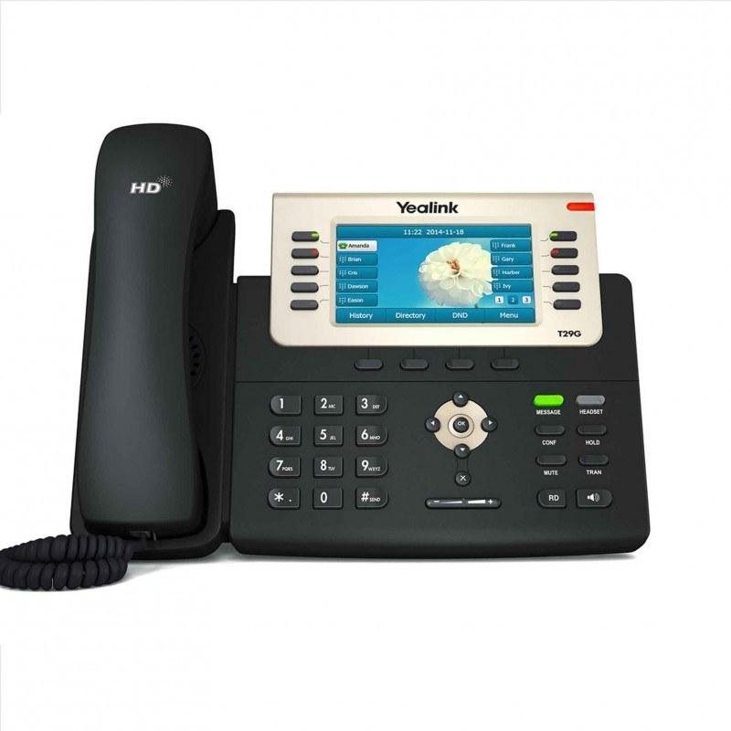 تصویر Yealink T29G IP Phone یالینک قیمت   به شرط خرید تیمی