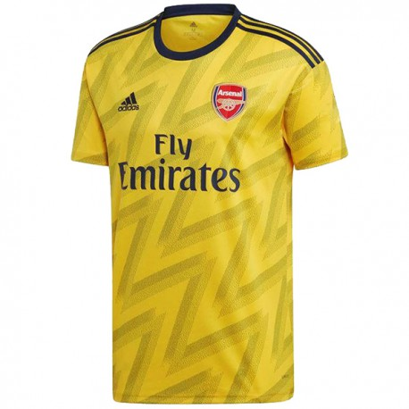 پیراهن پلیری دوم تیم آرسنال فصل Arsenal 2019-20 Away Soccer Jersey
