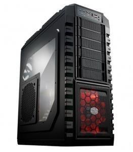 تصویر کیس کامپیوتر کولر مستر مدل HAF X Cooler Master HAF X Full Tower Computer Case
