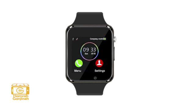 عکس ساعت هوشمند برند modio مدل W01 Modio W01 brand smartwatch ساعت-هوشمند-برند-modio-مدل-w01