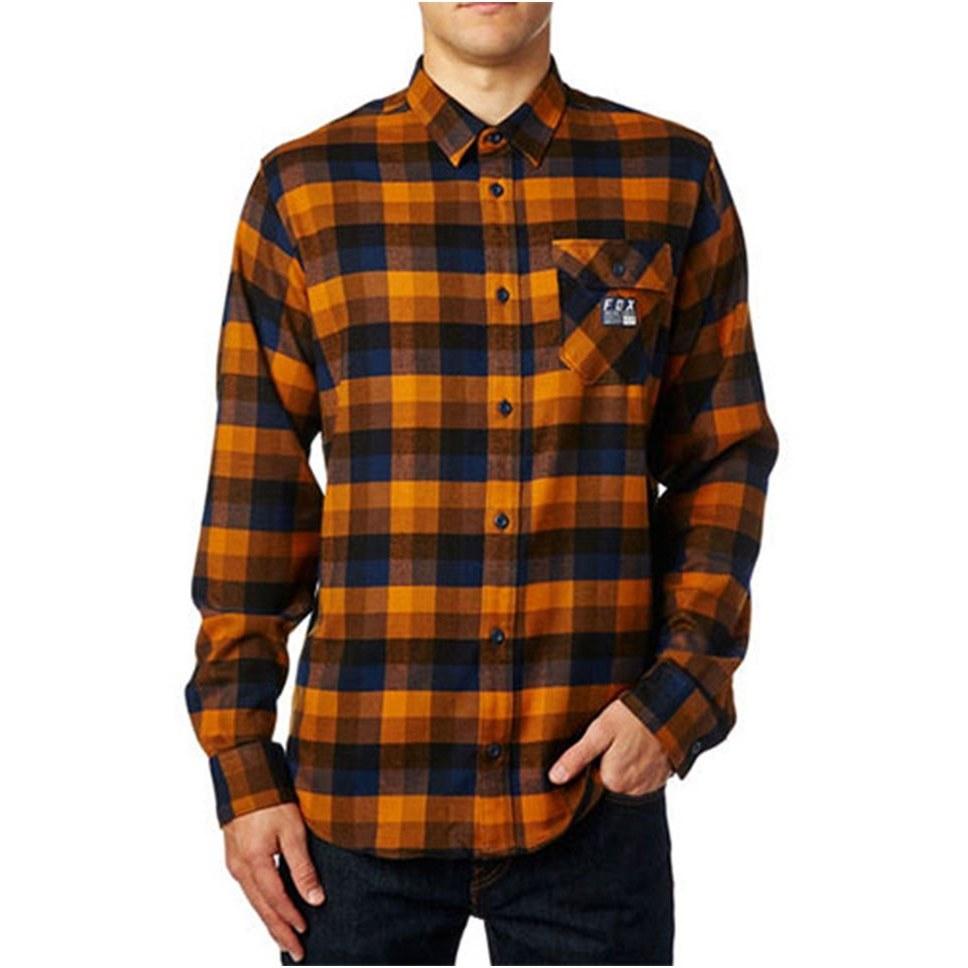 تصویر پیراهن مردانه فاکس مدل Rovar