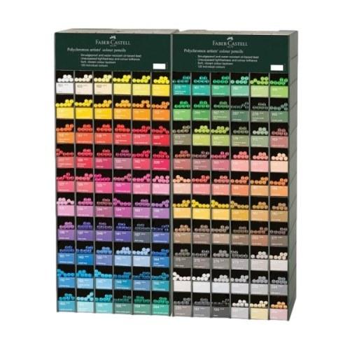 تصویر مداد رنگی پلی کروم فابرکاستل تک رنگ مدل polychromos