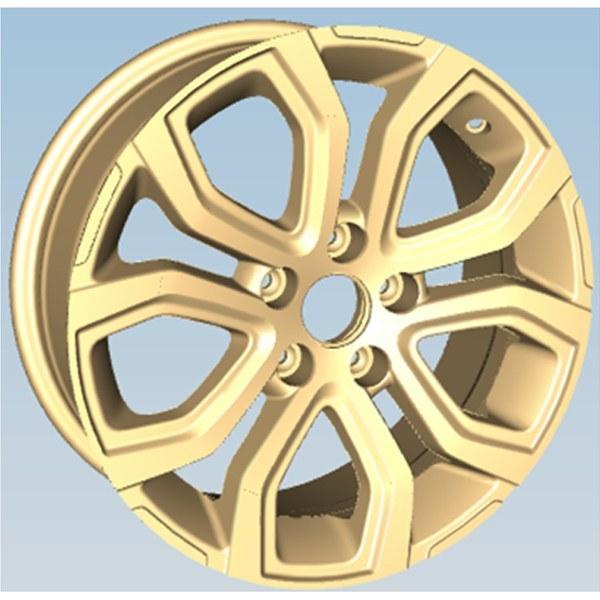 تصویر رینگ چرخ آلومینیومی X22 (اسپرت)