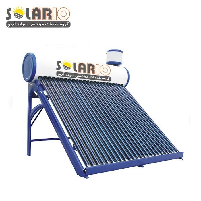 تصویر آبگرمکن خورشیدی 250 لیتری