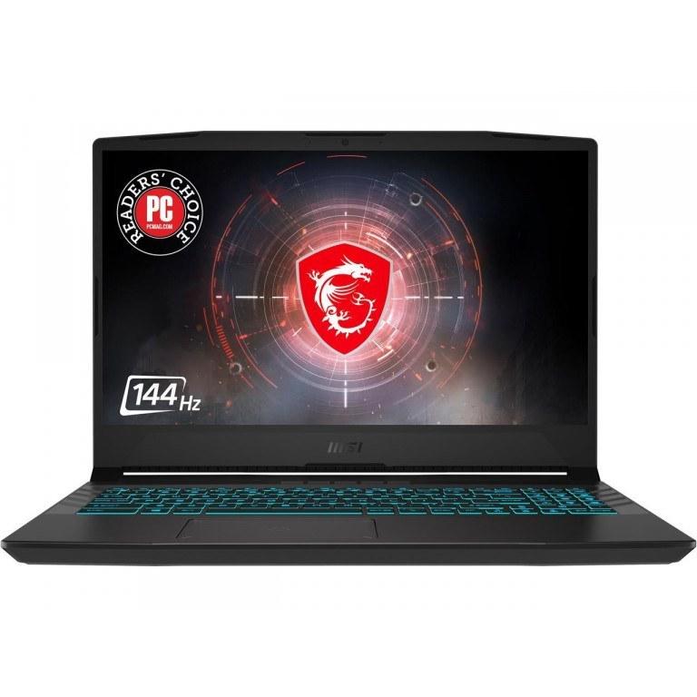 "تصویر لپتاپ MSI Crosshair 15 A11UDK-412 15.6 MSI Crosshair 15 A11UDK-412 15.6"" 144 Hz IPS Intel Core i7 11th Gen 11800H (2.30 GHz) NVIDIA GeForce RTX 3050 Ti Laptop GPU 8 GB Memory 512 GB NVMe SSD Windows 10 Home 64-bit Gaming Laptop"